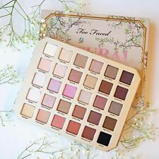 NEW Too Faced Funfetti Natural Love Eye Shadow Palette 30 Colors - [Without Box]