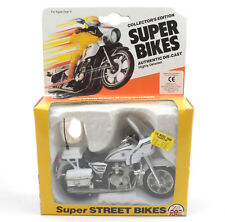 Zee Toys (China) Collector's Edition Super Bikes Kawasaki Police 1000 M406 1980s
