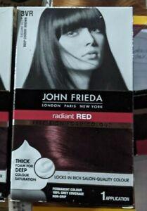 John Frieda Precision Foam Colour, Radiant Red 3VR