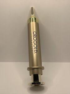 OROGOLD 24K Deep Wrinkle Tightening Solution Syringe 12g / .04oz New No Box RS31