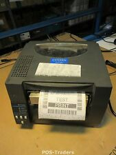TESTED OK - CITIZEN CLP-521 Direct Thermal Barcode Label Printer Drucker USB POS