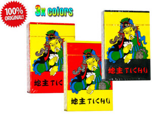 TICHU FAMILY CARD STRATEGY BOARD TRADITIONAL GAME-56 CARDS-3 COLORS