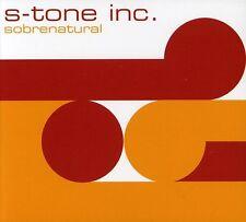 S-Tone Inc. - Sobrenatural [New CD]