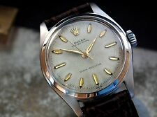 Just Beautiful 1952 Mid-Size Rolex 'Super' Oyster Royal Ladies Vintage Watch