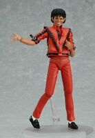 Figma 096 Michael Jackson Action Figres Thriller Dacing Toys 15cm New In Box