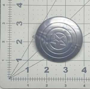 "1/12 scale fodder parts Marvel Legends 6"" figure series Captain America shield B"