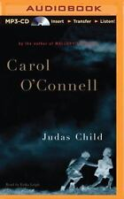 Judas Child by Carol O'Connell (2015, MP3 CD, Unabridged)