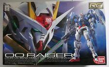 Bandai 1/144 RG-18 Gundam 00 RAISER Plastic Model Kit Gunpla