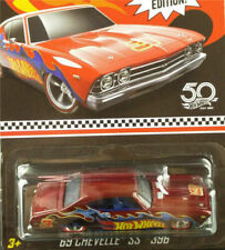 Hot Wheels Chevrolet American Chevelle Sports Car Limited Collector's Edition '6