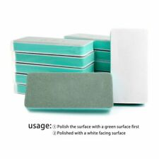 Gold Silver Jewelry Polishing Block Nail Polishing Sander Tools 1000/4000 Grit