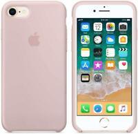 Originale Apple IPHONE 7,8 & Se (2nd Gen) Custodia Silicone/Cover - Pink Sabbia