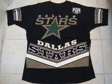 Vintage NHL Dallas Stars Hockey Western Conference Sports Fan T Shirt Size 2XL