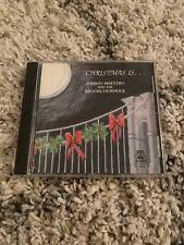 JOHNNY MAESTRO AND THE BROOKLYN BRIDGE Christmas Is... CD (1989) O Holy Night