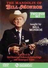 The Mandolin of Bill Monroe DVD Instructional Folk Instrmt DVD NEW 000641734