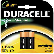 Duracell MN9100 Battery for HP-19B, HP-19BII, HP-18C, HP-28, HP-28S - Pack of 2