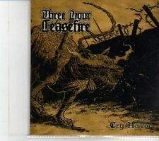 (DS170) Three Hour Ceasefire, Cry Havoc - 2012 DJ CD