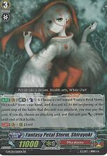 CARDFIGHT VANGUARD CARD: FANTASY PETAL STORM, SHIRAYUKI - G-RC01/020EN RR