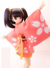 1/3 bjd Dollfie Dream Doll DDL/DDM Size kimono set dollfie #SEN-97DL ship US