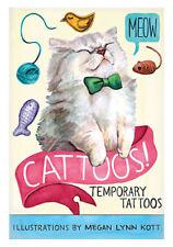 Cattoos: Book of Temporary Tattoos