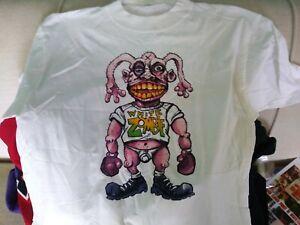 Rob White Zombie Astro Creep vintage white L shirt from Sean's personal closet