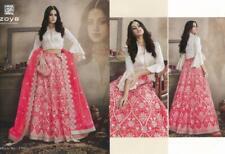 Boda Lehnga Choli Lehanga Vestido Traje Indio Mujer Bollywood Pakistaní Boda