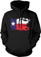 Flag of Texas Lone Star State Pride Tejas Texan Tejano Austin Hoodie Pullover