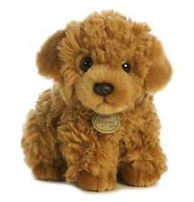 "9"" Poodle Pup Miyoni Aurora Plush Stuffed Animal Dog"