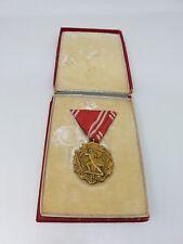1st Class; Yugoslavia ,Order of Military Merit  in box,Very Rare