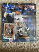 2000 STARTING LINEUP CAL RIPKEN JR. BALTIMORE ORIOLES Hasbro Collector Card