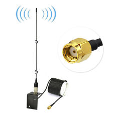 2.4GHz 5GHz 5.8GHz WiFi Bracket Mount RP-SMA Antenna for WiFi Booster Repeater