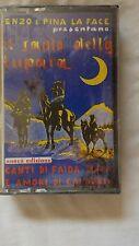 Il Canto Della Lupara Enzo Laface Cassette Tape Vintage CL19-22