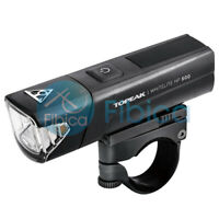 New Topeak WHITELITE HP 500 lumens USB Front Head Cycling Lights IPX6 Waterproof