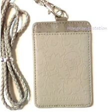 Bad Badtz Maru 2-Holder Id Credit Card Badge Pass Case Pouch Tag Wallet Lanyard