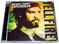 cd-album, Michael Franti And Spearhead - Yell Fire, CD/DVD, Australia