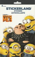 Despicable Me 3 Minions Sticker Book Kids Birthday Gift (Buy 1 Get Others 50%off