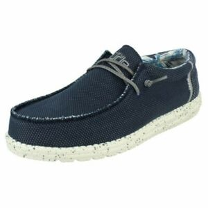 Mens Hey Dude Wally Casual Shoes