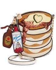 NWT Betsey Johnson Cake Of Pan Crossbody Purse Handbag