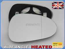 Seat Ibiza 2008-2016 Wing Mirror Glass Wide Angle HEATED Right Side /1050