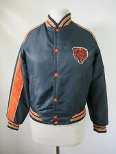 F5079 VTG Chicago Bears NFL-Football Snap Jacket Size 16