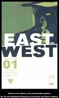 East of West 1 Image 2013 VF/NM