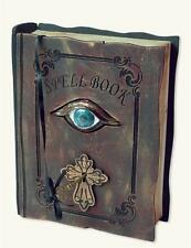 Halloween Scary Trembling Spell Book  Evil Eye Haunted House Decoration