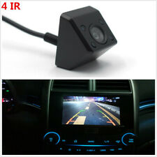 CCD Wide Angle 4 IR Lights Night Vision Waterproof Car Rear View Back Up Camera