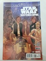 STAR WARS: SHATTERED EMPIRE #1 (2015) MARVEL COMICS JOURNEY TO THE FORCE AWAKENS