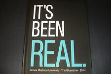 James Madison University College Yearbook Harrisonburg Virginia Bluestone 2014
