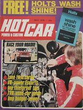 Hot Car magazine 05/1975 featuring Austin 2200 test