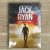 Tom Clancy's Jack Ryan Season 2 (Region 1, DVD) 2019 USPS First Class US Seller
