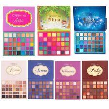 Disney Elsa Anna Alicia Ruby Aurora Valentina Jasmin 35 Colors Eyeshadow Palette