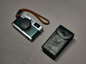 Olympus 35 RC 35mm Rangefinder Film Camera and flash combo