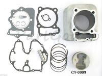 For Honda XR 400R Cylinder 85mm Piston ring Gasket Kit Assembly 1996-2004 NEW