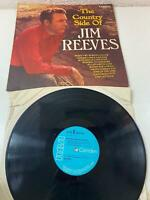The Country Side Of Jim Reeves Vinyl Album Record 1962 LP